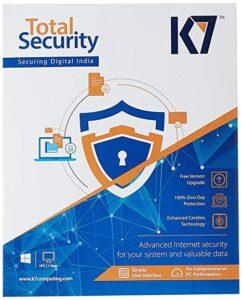 K7 Total Security 16.0.0463 + Crack [ Latest Version ] 2021 Free Download