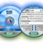 1CLICK DVD Copy Pro 6.2.2.0 Crack + Activation Code [Latest 2021] Free Download