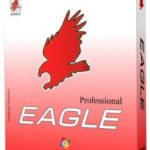 CadSoft Eagle Pro Crack v9.7.1 + With License Full Free Download[2021]