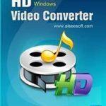 Aiseesoft HDVideo Converter Crack An HD converter that converts HD videos to popular videos, popular videos to HD videos, and under HD movies. Furthermore,
